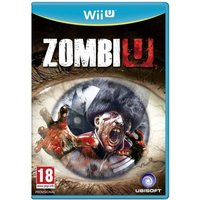 Ex-Display ZombiU (Zombie) Game Wii U