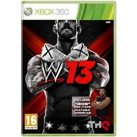 WWE 13 Mike Tyson Edition Game