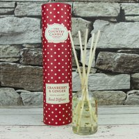 Cranberry & Ginger (Superstars Collection) Reed Diffuser