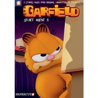 Garfield & Co. Volume 8 Secret Agent X Hardcover