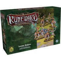 Runewars The Miniatures Game Leonx Riders Unit Expansion