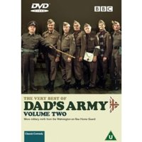 The Very Best of Dad's Army - Volume Two DVD