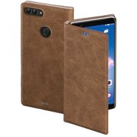 Hama Guard Case Booklet for Huawei P smart, brown