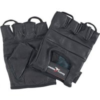 Precision Full Leather Weightlifting Gloves Small