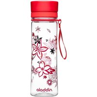 Aladdin Aveo Water Bottle 0.6L Red (Graphics)