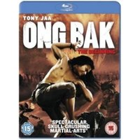Ong Bak The Beginning Blu-Ray