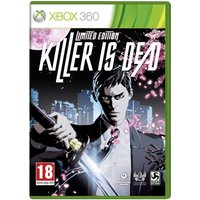 Killer is Dead Limited Edition Game