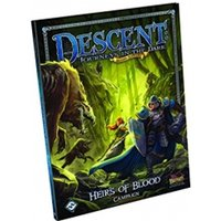 Descent Heirs of Blood Campaign book Board Game