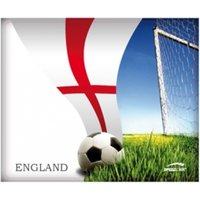 SPEEDLINK Limited Edition England Football Fan Silk Mouse Mat SL-6242-FE08