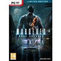 Murdered Soul Suspect Limited Edition PC Game