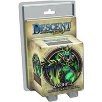 Descent 2nd Edition Zarihell Lieutenant Pack Board Game
