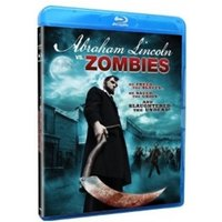 Abraham Lincoln Vs Zombies Blu-ray