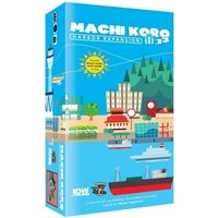 Machi Koro Harbor Expansion