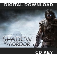 Middle-Earth Shadow of Mordor PC CD Key Download for Steam