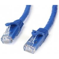 7m Blue Gigabit Snagless RJ45 UTP Cat6 Patch Cable - 7 m Patch Cord