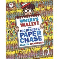 Where's Wally? The Incredible Paper Chase by Martin Handford (Paperback, 2010)