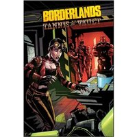 Borderlands Volume 3 Tannis & the Vaults Paperback Graphic Novel