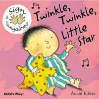 Twinkle, Twinkle, Little Star : BSL (British Sign Language)