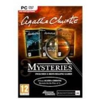 Agatha Christie Triple Pack Mysteries Game