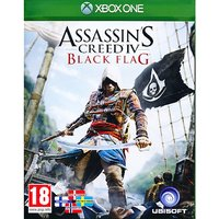 'Assassins Creed 4 Black Flag [nordic] Xbox One Game