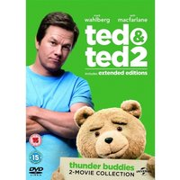 Ted/Ted 2 - Extended Editions DVD