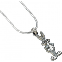 Official Looney Tunes Bugs Bunny Necklace