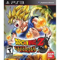 Dragon Ball Z Ultimate Tenkaichi Game PS3 (#)