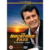 The Rockford Files: Season 5 DVD