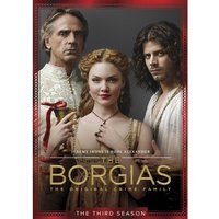 The Borgias - Season 3 DVD