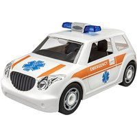 Revell Rescue Car 1:20 Scale Level 1 Junior Kit