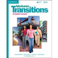 Ventures Transitions Level 5 Student's Book with Audio CD by Dennis Johnson, Sylvia Ramirez, K. Lynn Savage, Gretchen...