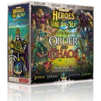 Order and Chaos Heroes of Land, Air & Sea Expansion