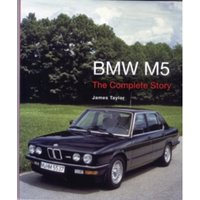 BMW M5 : The Complete Story