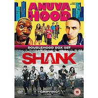 Anuvahood / Shank (DVD, 2011, 2-Disc Set)
