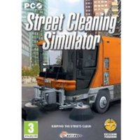 Street Cleaning Simulator Game