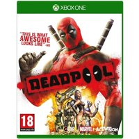 Deadpool Xbox One Game