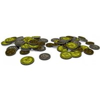 Clans of Caledonia - Set of Metal Coins