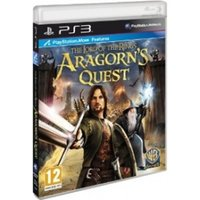 Ex-Display The Lord Of The Rings Aragorns Quest (Move Compatible) Game