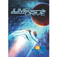 Jump Drive Race For The Galaxy Board Game