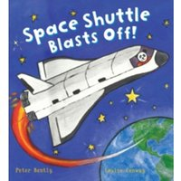 Busy Wheels Space Shuttle Blasts off
