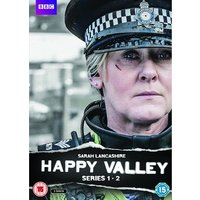 Happy Valley - Series 1 & 2 DVD