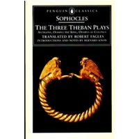 The Three Theban Plays by Sophocles (Paperback, 1984)