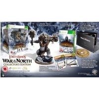 Lord Of The Rings War In North Collector's Edition Game