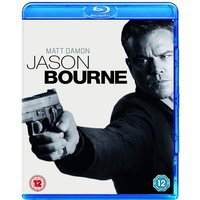 Jason Bourne Blu-ray