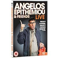 Angelos Epithemiou And Friends - Live DVD