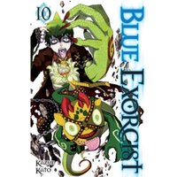 Blue Exorcist, Vol. 10 : 10