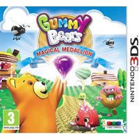 Gummy Bears Magic Medallion Game 3DS