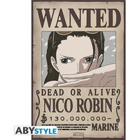 One Piece - Wanted Robin New Small Poster
