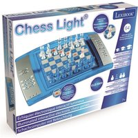 Lexibook LCG3000 Chesslight Electronic Chess Game with Touch Sensitive Keyboard Board Game
