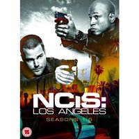 NCIS: Los Angeles - Season 1-6 DVD